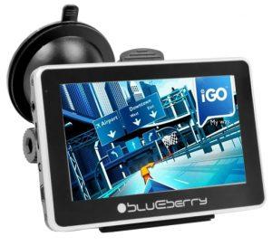 GPS navigacija Blueberry 2GO447