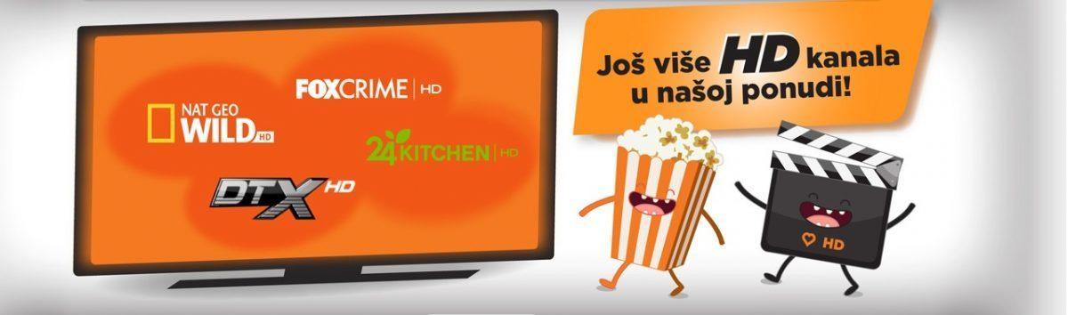 Još više kanala na Total TV